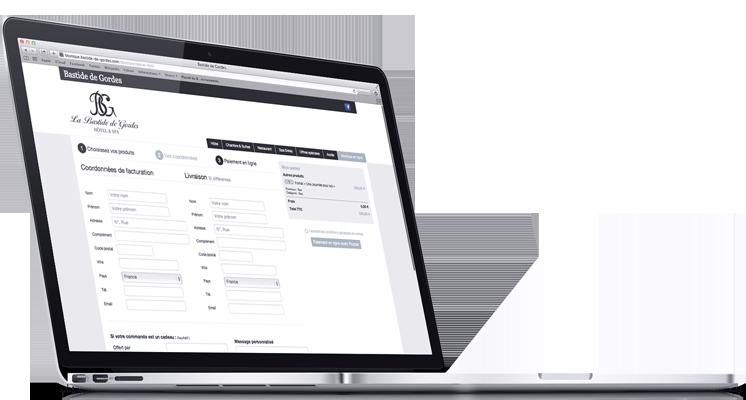 Mmcr ation solutions web pour l 39 h tellerie for Paiement en ligne hotel